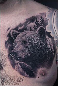 Tattoo by Oleg Turyanskiy