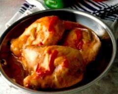 Cuisses de poulet au curry (facile, rapide) - Une recette CuisineAZ
