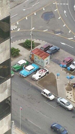 Muy clásicos... La Habana