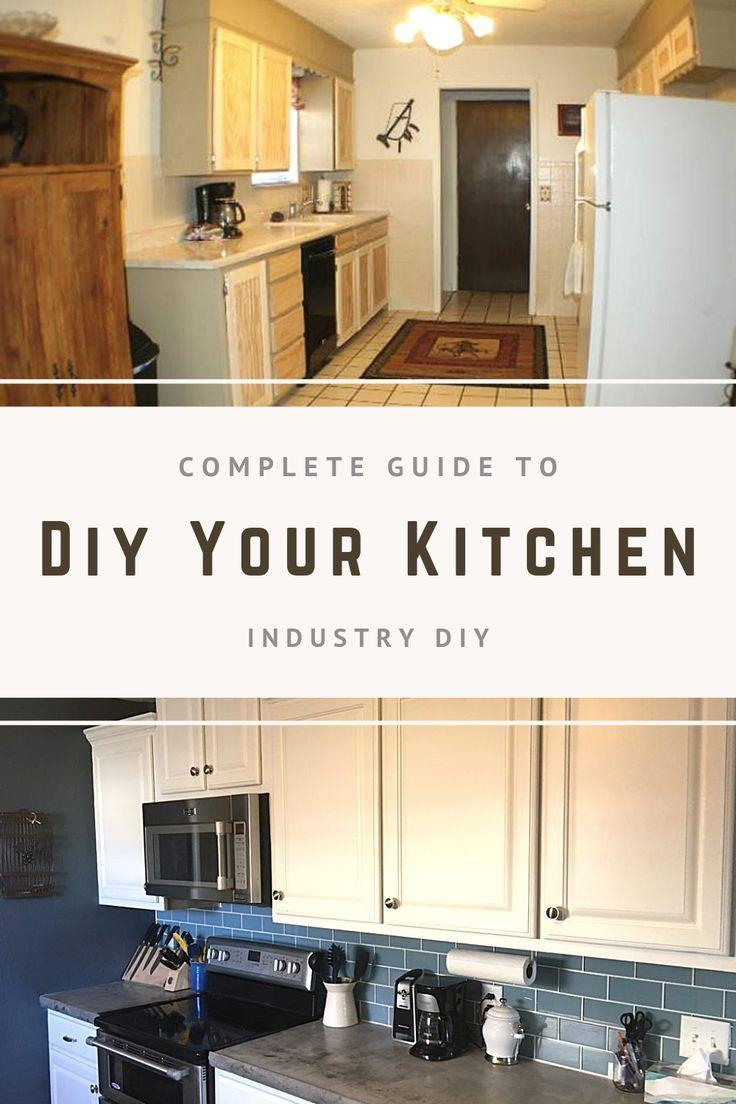 My Kitchen Remodel Part 1 Demolition Kitchen Remodel Diy Countertops Diy Kitchen