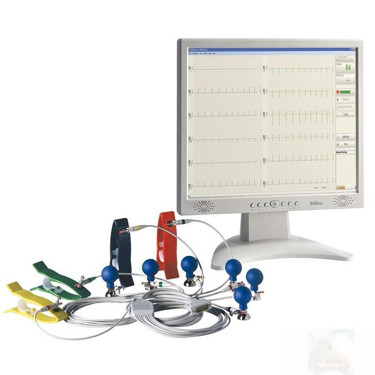 BTL CardioPoint-EKG C300