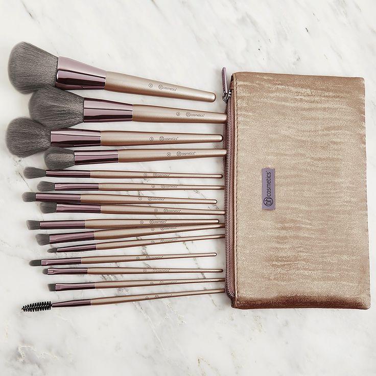 BH Cosmetics Lavish Elegance Brush Set | Launch Date: March 2017