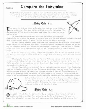 comprehension worksheets fairy tales and the fairy on pinterest. Black Bedroom Furniture Sets. Home Design Ideas