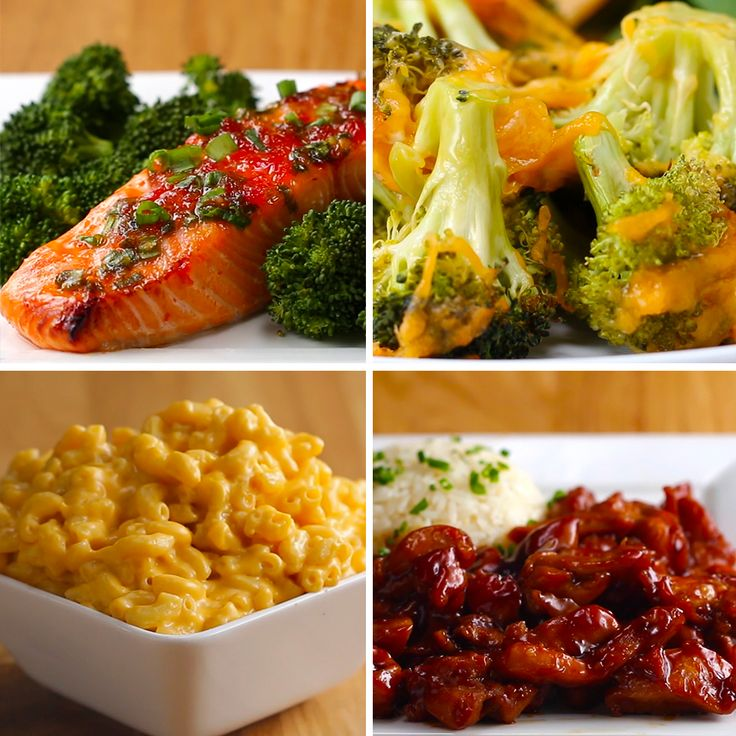 6 Dinners & Sides With Only 3-Ingredients by Tasty