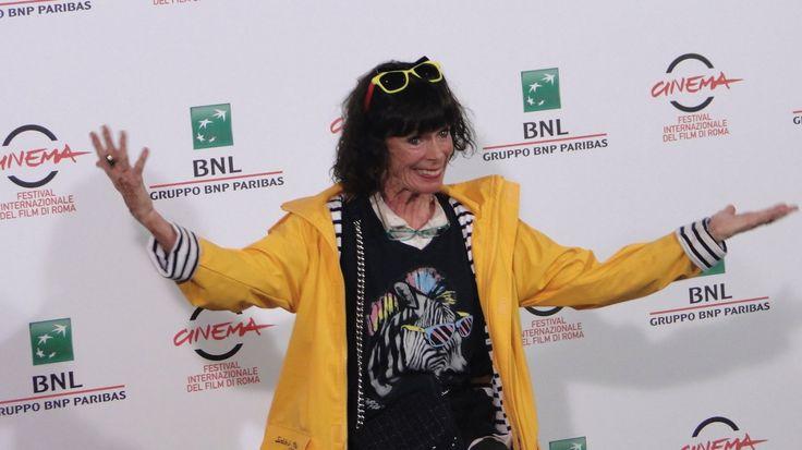 Festival di Roma 2014 - intervista a Geraldine Chaplin