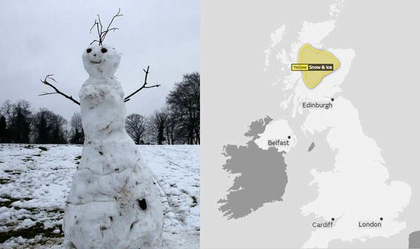 Snow UK forecast: Will it snow tomorrow? Met Office latest weather warnings