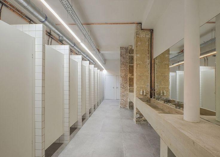 DAS Studio converts Parisian factory into indoor cycling studio