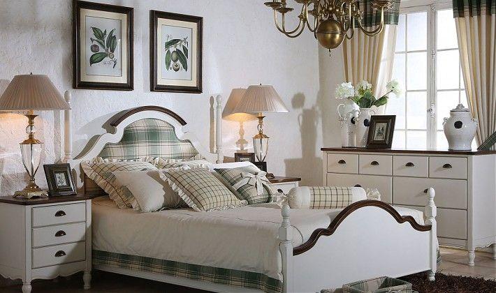 Pino Life Спальные гарнитуры в стиле прованс купить в Уфе
