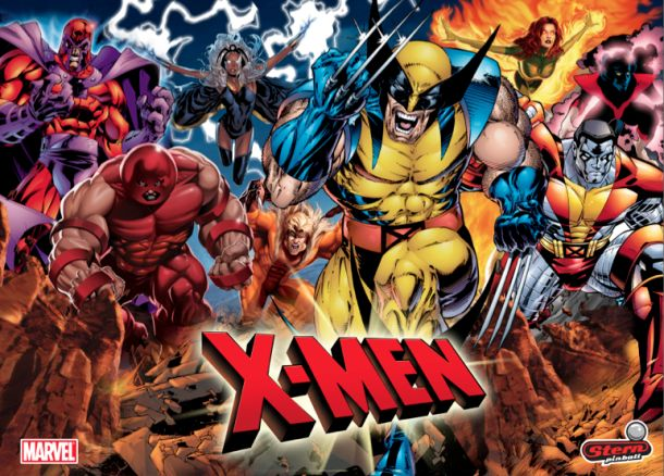 X-Men pinball delivers mutant mayhem! http://cnet.co/NkTJZu: