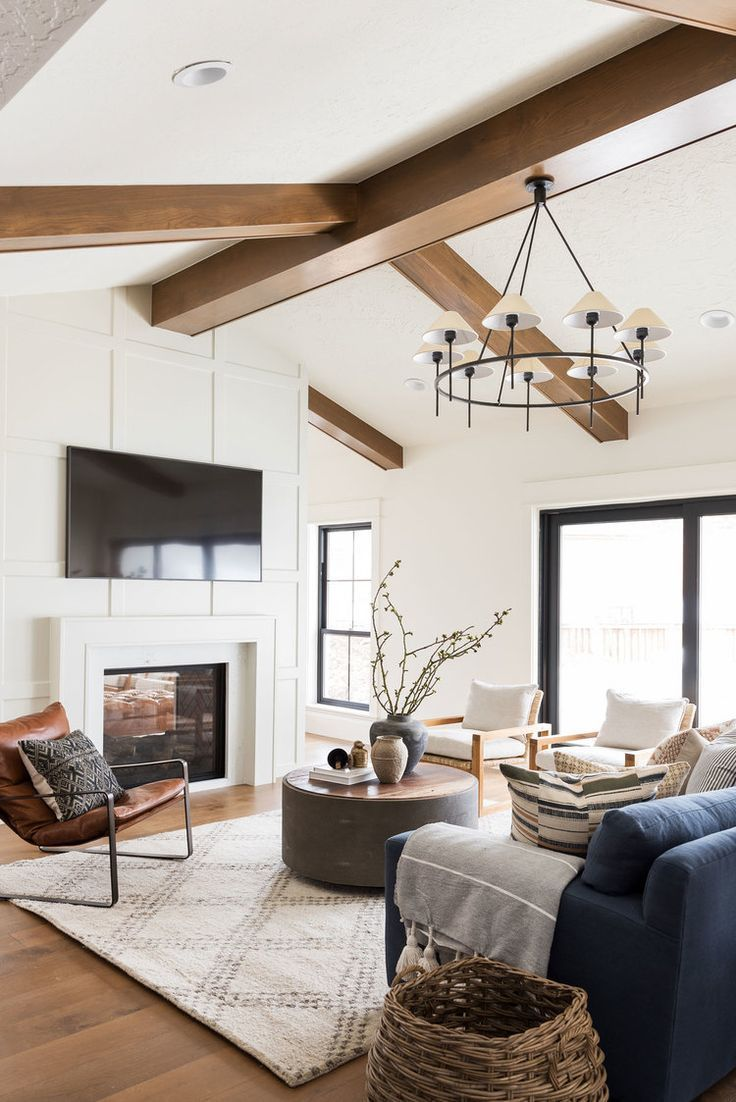 Northridge Remodel The Living Spaces In 2020 Room Remodeling Home Home Living Room