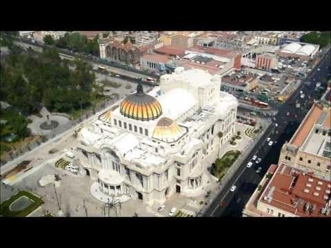 Mirador Torre Latinoamericana - YouTube