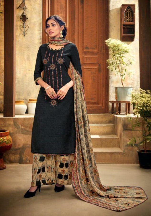 Alok Suit Presents Shan E Punjab Pashmina Patiyala Suits Collection 240 010 Fashion Indian Suits Online Indian Bride Outfits