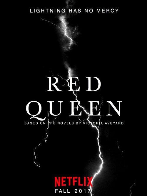 Victoria Aveyard — gisabarrow: Red Queen as a Netflix series :')