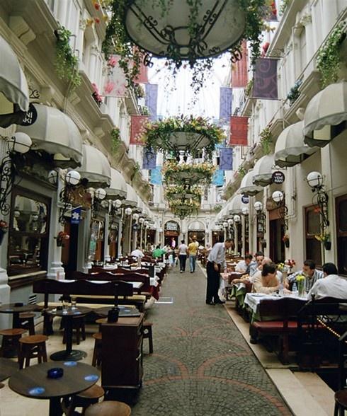 Cicek Pasaji Beyoglu