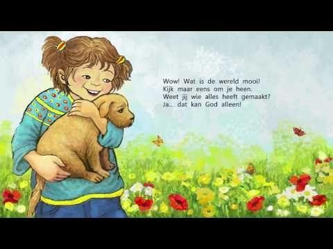 Christelijke video's voor kinderen, met Bijbelse liedjes en verhalen! Leuk en leerzaam! Kijk op bijbelidee.nl waar je gratis Christelijke werkbladen & knutse...