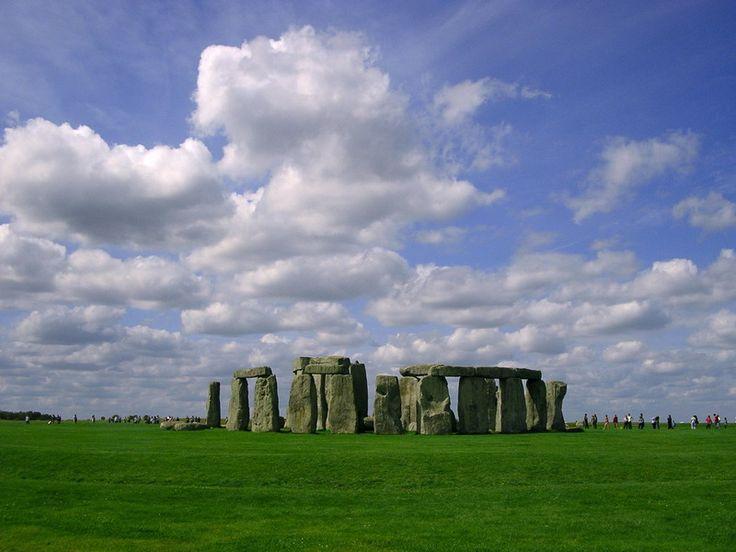 Stonehange - Stonehenge, Wiltshire