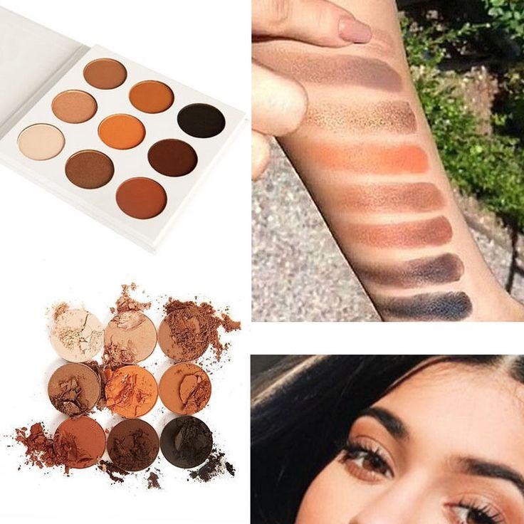 9 Farben Profi Lidschatten Palette Matt Schimmer Effekt Kosmetik Make Up Kit Set in Beauty & Gesundheit, Make-up, Augen   eBay!