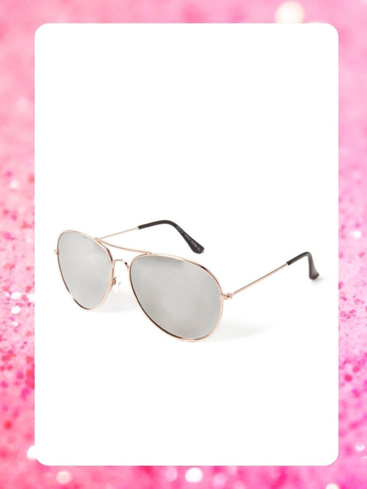 ***AGOTAO*** Forever 21  Código: FA-29 Mirrored #aviator #sunglasses Color: Rose/green Precio: $12,85 (¢7.000) Para pedidos y consultas llamar al teléfono 8963-3317 o al email maya.boutique@hotmail.com.
