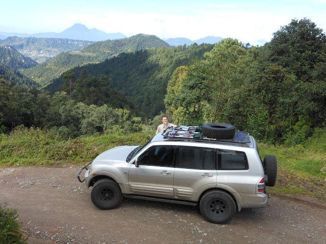 2002 Montero (Pajero) Expedition Travel - Pajero 4WD Club of Victoria Public Forum