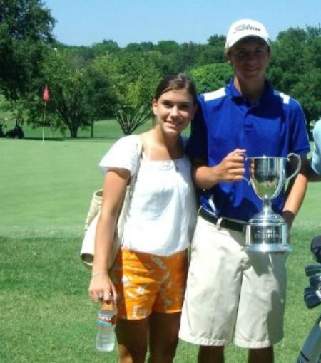 jordan spieth and family - Google Search