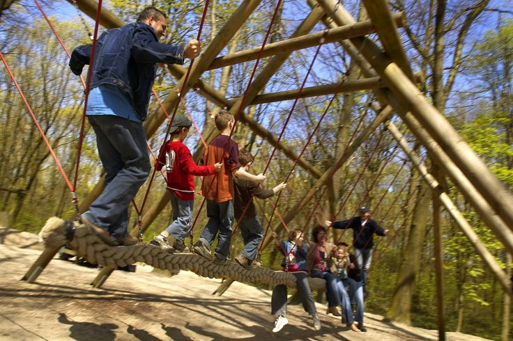 Eintrittspaket: Abenteuerspielpark Klein Zwitserland in Venlo