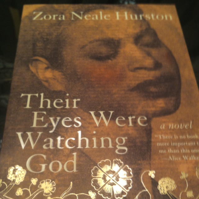 An analysis of personal relationships in their eyes were watching god by zora neale hurston