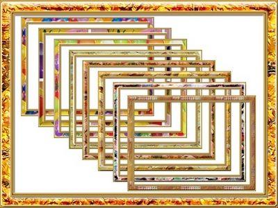 Коллекция рамок для создания презентаций (120 штук) - Простые рамки - Шаблоны презентаций PowerPoint - База разработок - Сообщество взаимопомощи учителей Педсовет.su