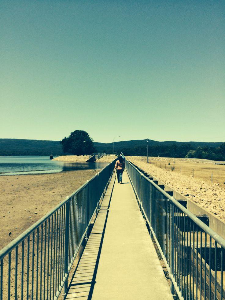 Lake Wartook, Halls Gap