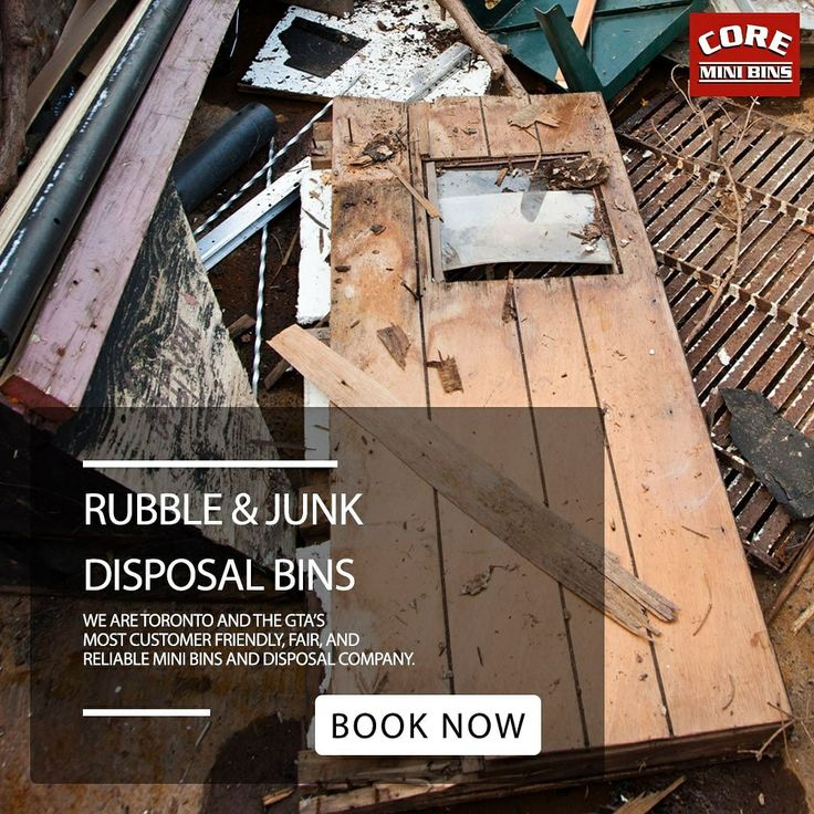 Rubble & Junk Disposal Bins ⠀⠀⠀⠀⠀⠀⠀⠀⠀⠀⠀⠀⠀⠀⠀⠀⠀⠀⠀⠀⠀⠀⠀⠀⠀⠀⠀ - We are Toronto and the GTA's most customer friendly, fair, and reliable bins and disposal company. ⠀⠀⠀⠀⠀⠀⠀⠀⠀⠀⠀⠀⠀⠀⠀⠀⠀⠀⠀⠀⠀⠀⠀⠀⠀⠀⠀ Our bins come in 4, 6, 9, 10, 14, & 20 Yard Sizes! Book Now: www.GarbageBinRentals.ca
