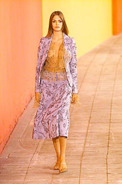 Dries Van Noten Spring 2000 Ready-to-Wear Collection Photos - Vogue