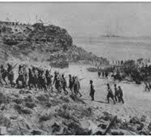 Cent ans après les Dardanelles, des Australiens ont l'espoir de retrouver les fosses communes