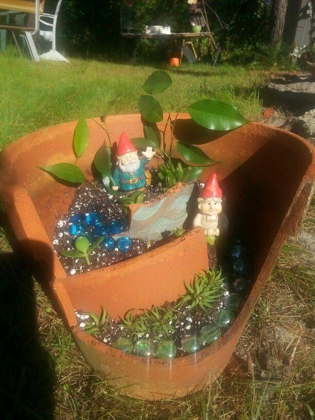 My first Fairy Pot