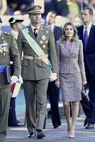 Queen & Princesses Watchers: Fête nationale espagnole, Madrid