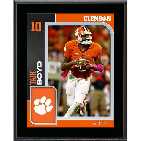 Tajh Boyd Clemson Tigers Fanatics Authentic 10.5'' x 13'' Sublimated Player Plaque - $29.99