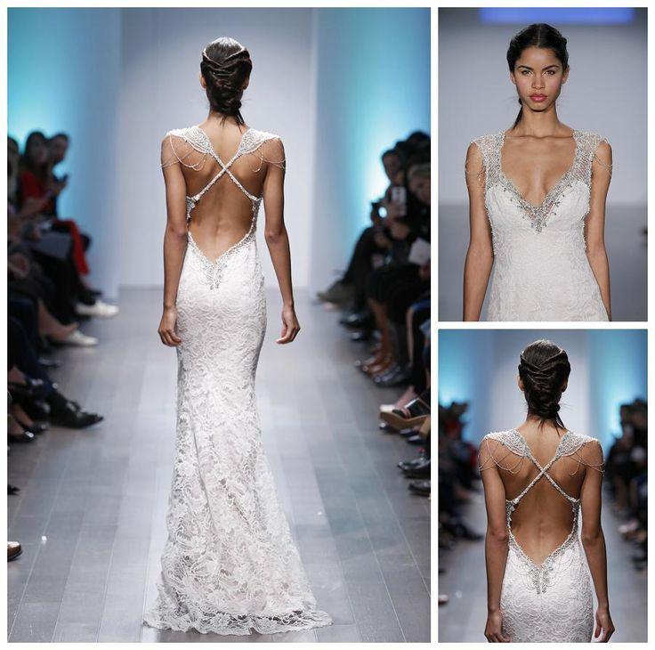 Stunning Chic Satin Strapless Neckline Natural Waistline Ball Gown Wedding Dress With Lace Appliques Ball Gown Dresses Wedding Dresses Wedding u Events