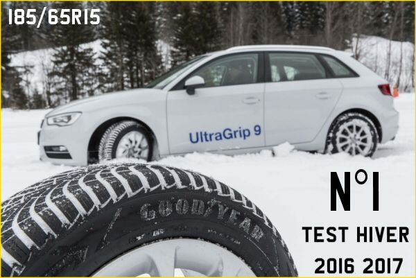 Test pneu hiver 2016