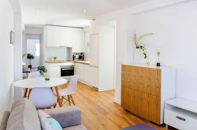 Portal de Diseño y Decoración: Home Staging: Un apartamento de 50 m² con vistas a...