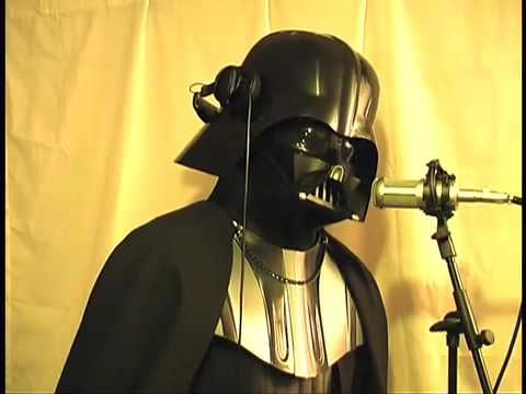 Chocolate Rain by Chad Vader.  It's not nearly as funny without prior knowledge of the unintentionally absurd original version by Tay Zonday.  Thanks, Lori.