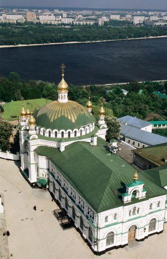 Church in Kyiv - Ukraine
