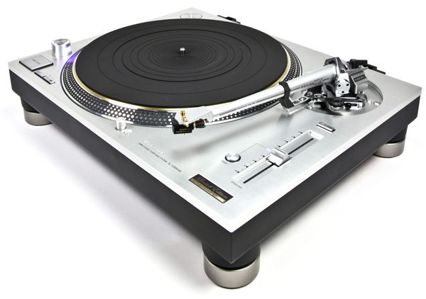 Technics SL1200GAE   modifications EVOke