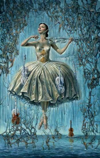 By Michael Cheval