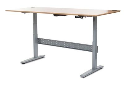 Elegant Table with Telescoping Legs