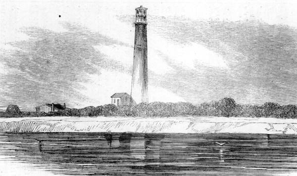 Many of today's Florida lighthouses were in existence at the start of the Civil War (20 plus one light ship). Before the war, all lighthouses were federal property, administered by a local Superintendent under the Treasury Department. After the southern states' secession and the formation of the CSA, the Confederate Congress created a Confederate Lighthouse Bureau, to be commanded by a senior officer in the Confederate Navy (Captain or Commander).