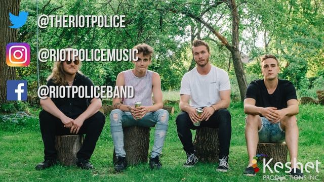 This is a promo video of the Music Video to be released in conjunction with The Riot Police's new original album.  This is their most definitive work to date.