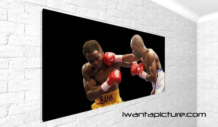 Boxing Chris Eubank vs Nigel Benn World Champions has been captured for you to enjoy in any living or working environment for many years to come We