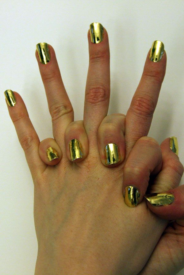 Current Obsession: DIY Minx Manicure with Nail Rocks Nail Wraps