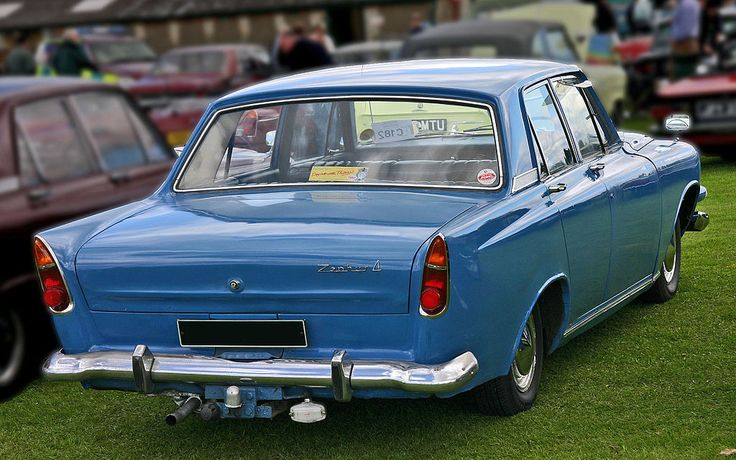 Ford Zephyr 4 MkIII