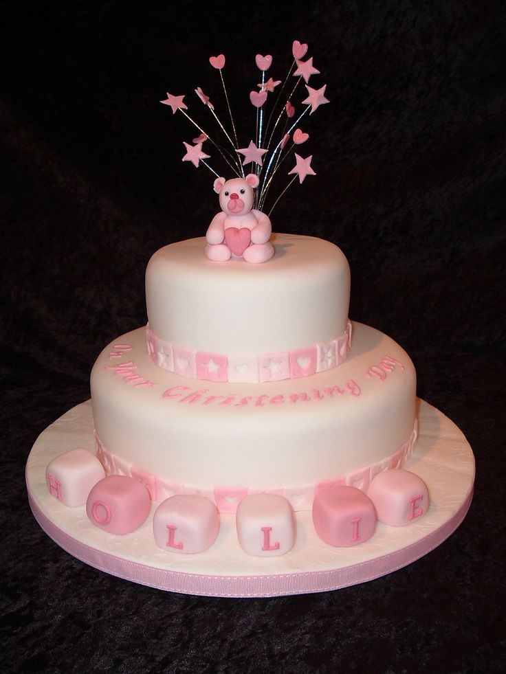 cute teddy bear cake :-)