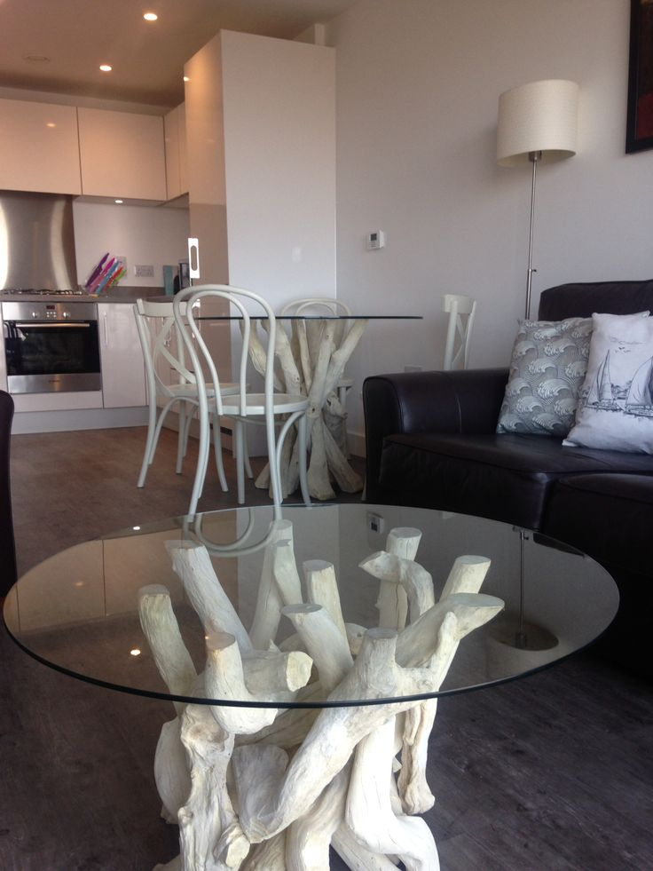 12 best our driftwood tables in their new homes images on