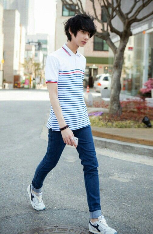 1000+ Images About Ulzzang Boy /o/ On Pinterest | Korean Model Parks And Kpop